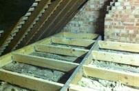 Suspended Loft Floor