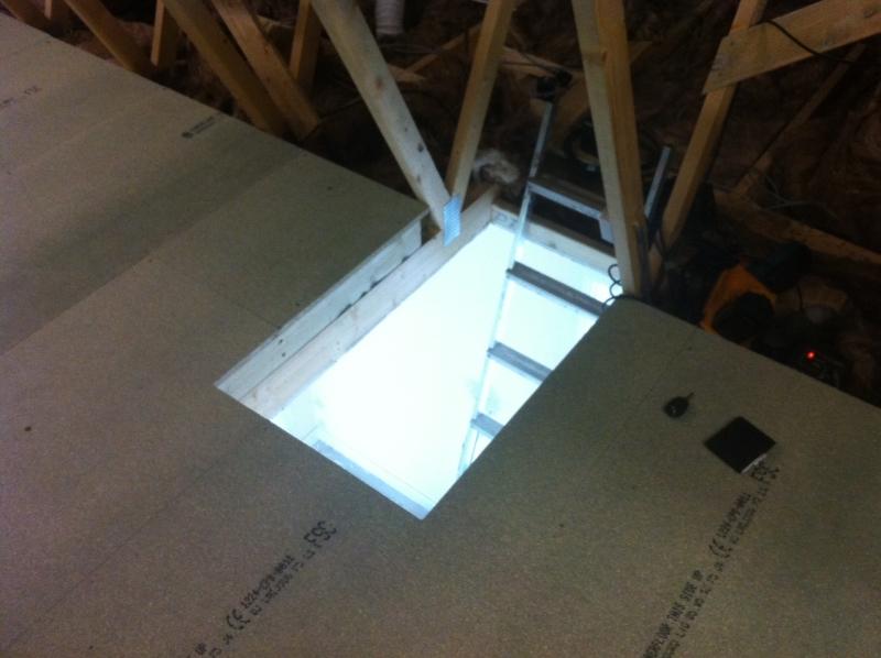 loft gallery flooring lighting ladders hatches the. Black Bedroom Furniture Sets. Home Design Ideas