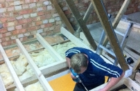 Fitting loft hatch