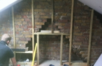 Loft storage framework