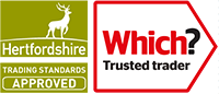 Hertfordshire Trading Standards Approved Which? Trusted Trader