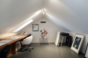 Loft office conversion