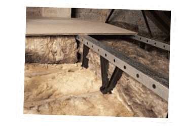 LoftZone flooring & insulation