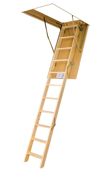 LWS loft ladder