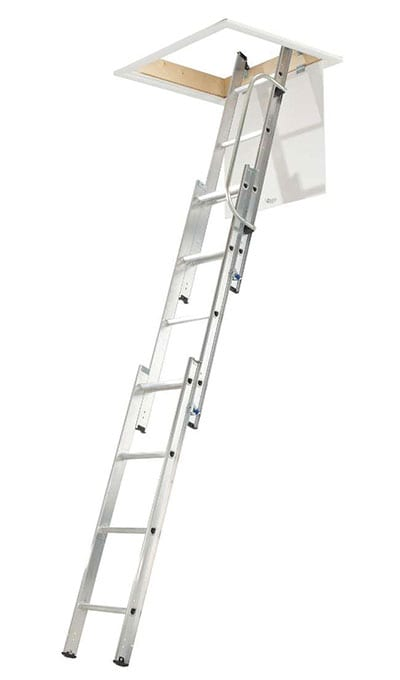 basic 3 section ladder