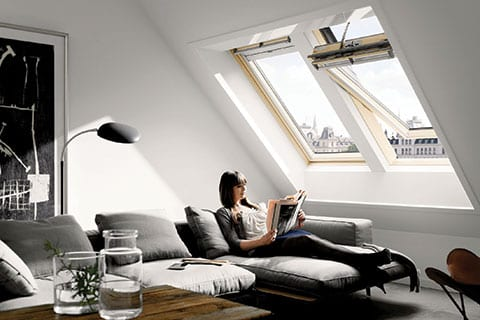 A full-blown loft conversion