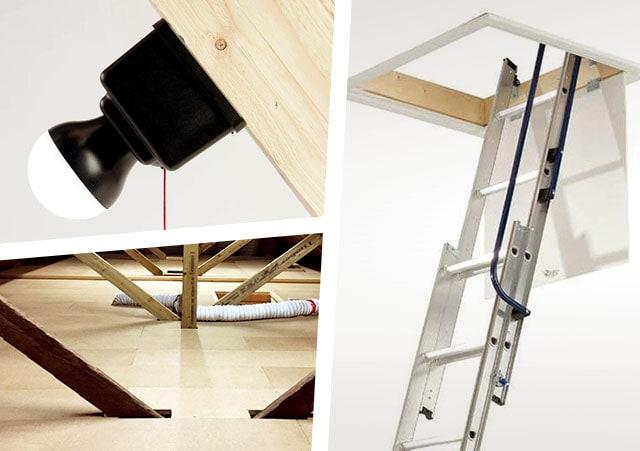 Loft package options