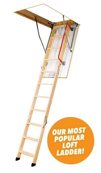 LWK loft ladder