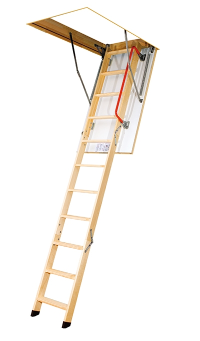 Google quality timber loft ladder